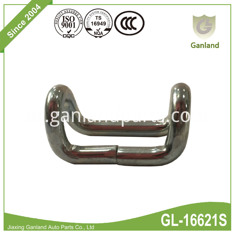 Stainless Steel Rave Hook GL-16621S