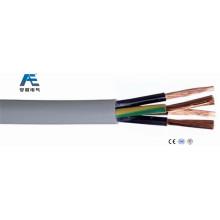 IEC 60502-1 Câble d'instrument de contrôle Cvv 600 V, Cu / PVC / PVC