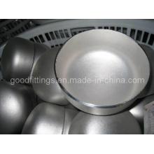 Accesorios de acero inoxidable Butt Weld Cap (ASTM)