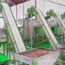 Cashew-dämpfende Maschine der hohen Leistungsfähigkeitsautomatisches Cashewverarbeitungsmaschine Cashew