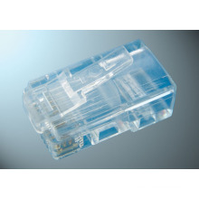 Plugue Cat 5e UTP RJ45