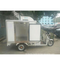 Electric tricycle refrigeration unit