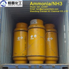 High purity Ammonia in Gas Cylinder