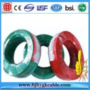 Kopparledare PVC-isolerad trådlina Byggnadskabel Elektrisk Wire