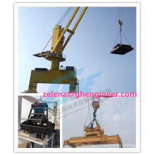 Tyre Type Mobile Crane for Cargo Handling and Lifting