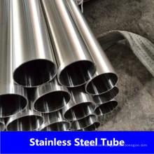 ASTM A268 409 / 409L Geschweißtes ferritisches Stahlrohr