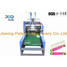 Machine entièrement automatique de rebobinage de papier de nourriture de haute qualité