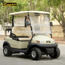 Carrito de golf eléctrico barato de 2 plazas para la venta club club carrito de golf carrito de porcelana