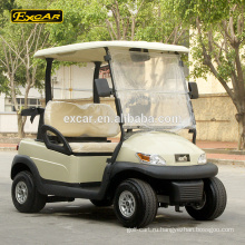 2 местный недорогой электрической тележки гольфа для сбывания клуб автомобиль гольф корзина Китай багги