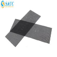 Écran abrasif SATC de bonne performance pour le polissage du métal