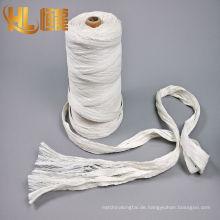 2017 hohe qualität von pp kabel fibrilliertes garn, pp fibrillierte füllstoff garn