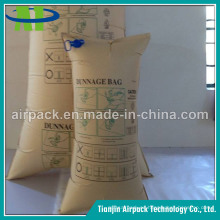 Embalaje inflable Air Cushion Container Dunnage Bag Cordstrap