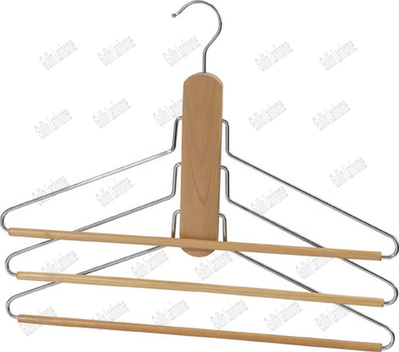 Space Saving Hanger 3 Layer