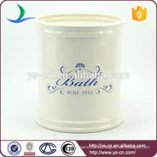 Fabricante de los tipos cerámicos al por mayor del compartimiento de basura
