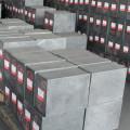 Bon prix personnalisé en graphite de carbone rond / bloc