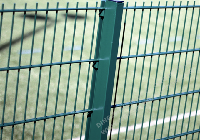 6/5/6 Double Wire Mesh Fence Panel