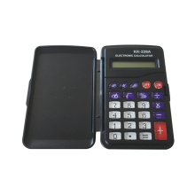 Hot Sale Flip Calculatrice promotionnelle pour école
