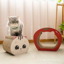 Combinação de tábua para arranhar para gatos Resistente à abrasão para gatos