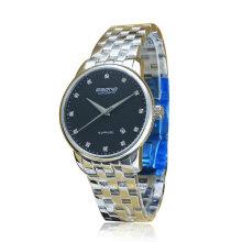 2016 importar movimiento automático hombres de negocios reloj de pulsera