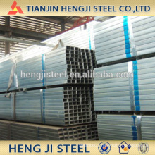 Rectangle Galvanized Steel Tube 40*60mm