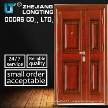 Popular Son-Mother Security Door (LTT10-002D-NEW)