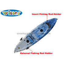 3.68mtrs Double Seats Recreational Fishing Plastic Kayak