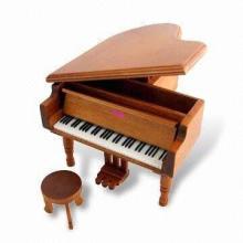 Πιάνο παιχνιδιών, κατασκευασμένα από μασίφ ξύλο, του πελάτη λογότυπο μπορεί να τυπωθεί για προσφορές