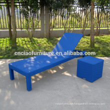 Hotel Pool Furniture Rattan Sun Lounge Furniture