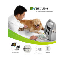 MSLVU05A animal ultrasound machine/ultrasound veterinary