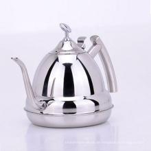 News Produkt Schwanenhals-Tropfkaffeekessel / Wasserkocher Edelstahl