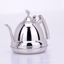 News Product Gooseneck Drip Coffee Kettle/ Tea Kettle Stainless Steel