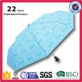 Happy Design Idea Product 8 Resin Reinforced Fiberglass Ribs Portable Travel Umbrella Manufacturers Yiwu
