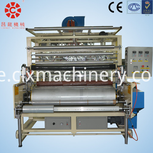 Making Machine Stretch Film