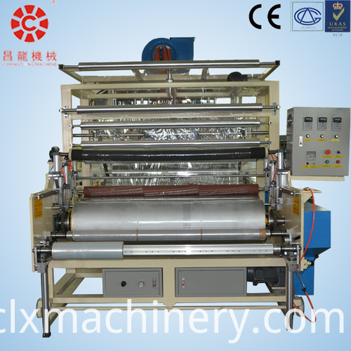 Extrusion Stretch Film Machinery