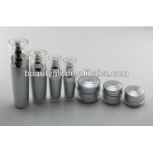 15ml 30ml 50ml Double Wall Acrylic Cosmetic Cream Jar And Bottle