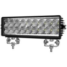54W luz impermeable LED 12V 24V LED lámpara de trabajo
