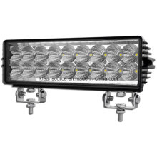 54W barra de luz LED resistente al agua 12V 24V LED lámpara de trabajo