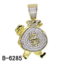 High Quality Silver Pendant Jewelry