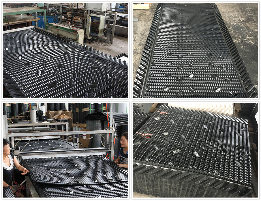 MX75 Cooling Tower Film fill