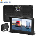Dash Camera DVR Monitor and Backup Camera