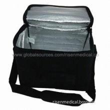 Black first aid ice pack single shoulder bag