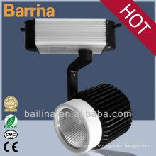 haute tension rail d'éclairage 20w LED haute CRI concepteur rail d'éclairage
