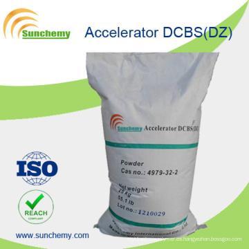 Goma acelerador Dcbs/Dz
