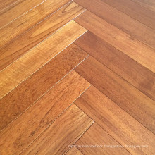 Herringbone Parquet Floor Engineer Wood Flooring