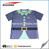 Hot style fashion printing sublimation t shirts