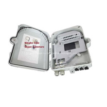 Водонепроницаемый 1 * 16 Splitter FTTX Fiber Termination Box