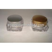 Pot de crème acrylique 10 g de 5 g