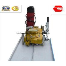 Máquina de coser eléctrica para techos de costura de pie