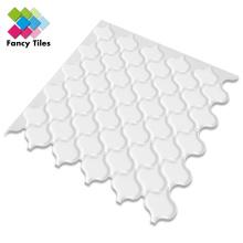 Hot sale floor tile sticker vinyl waterproof