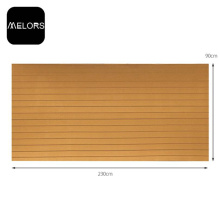 Melors EVA Double Color Garden Teak Foam Sheet